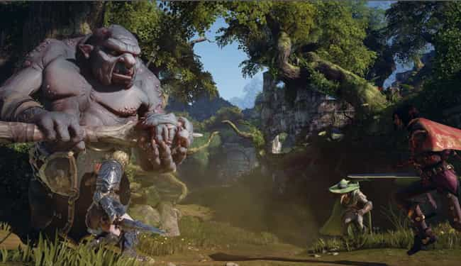 Albion (Fable) is listed (or ranked) 4 on the list Video Game Worlds You'd Actually Want to Live In