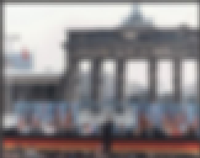 Reagan's Brandenburg Gate Spee... is listed (or ranked) 2 on the list The Best Presidential Speeches of All Time