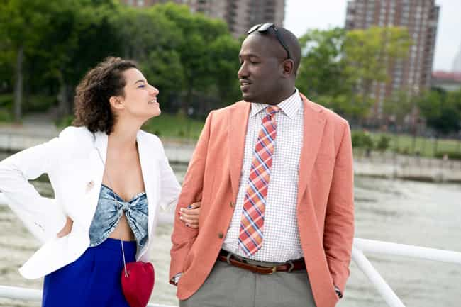 Hannibal Buress Joined the Sho... is listed (or ranked) 4 on the list Things You Didn't Know About Broad City