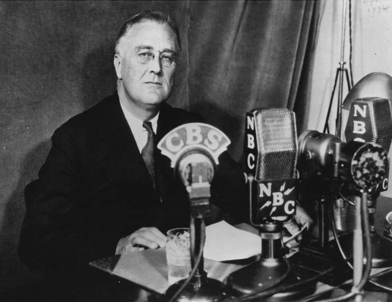 FDR's Infamy Speech is listed (or ranked) 3 on the list The Best Presidential Speeches of All Time