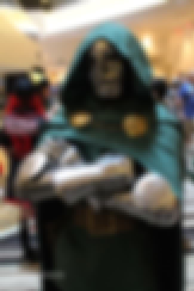 This Is What Doom Should'v... is listed (or ranked) 1 on the list The Very Best Cosplay From DragonCon 2015