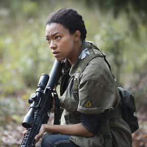 Sasha Williams is listed (or ranked) 21 on the list The Walking Dead Characters Most Likely To Survive Until The End