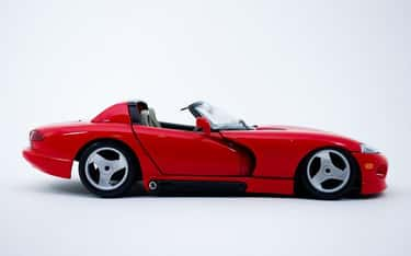 1992 Dodge Viper is listed (or ranked) 2 on the list The Most '90s Cars