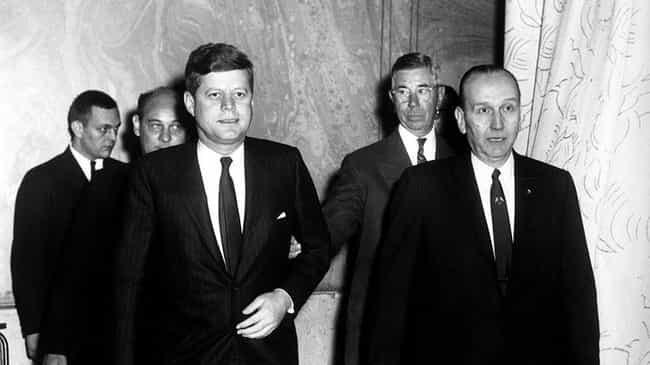 The Mafia Took Him Out is listed (or ranked) 1 on the list The Most Pervasive JFK Conspiracy Theories