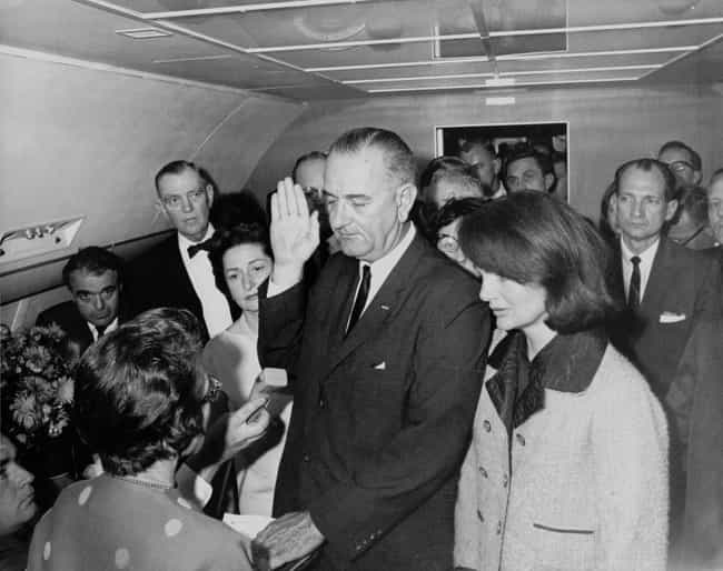 Lyndon Johnson Took Him ... is listed (or ranked) 3 on the list The Most Pervasive JFK Conspiracy Theories
