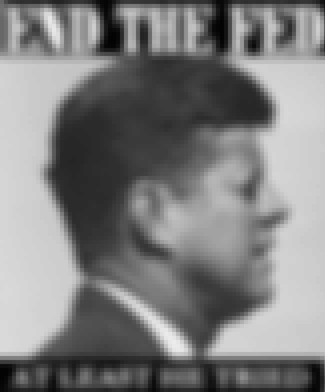 The Federal Reserve Took Him O... is listed (or ranked) 4 on the list The Most Pervasive JFK Conspiracy Theories