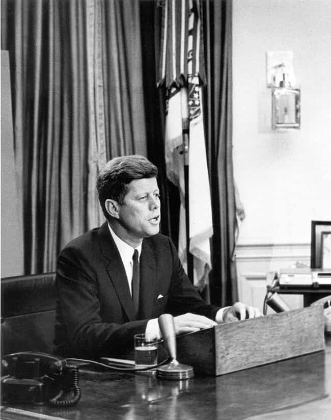 The Federal Reserve Took... is listed (or ranked) 4 on the list The Most Pervasive JFK Conspiracy Theories