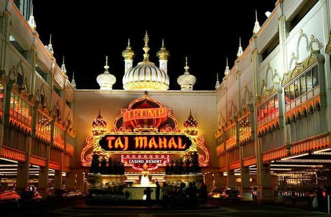 Trump Casinos is listed (or ranked) 7 on the list Donald Trump's 14 Most Epic Business Failures