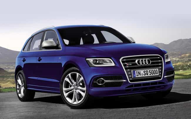 Audi SQ5 is listed (or ranked) 1 on the list The Coolest 'Soccer Mom' Cars That Aren't Minivans