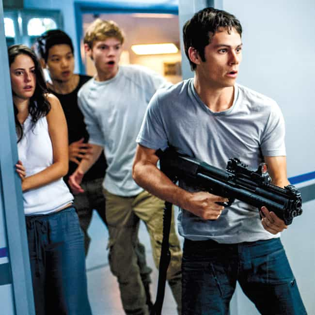 Maze Runner: The Scorch Trials Movie Quotes