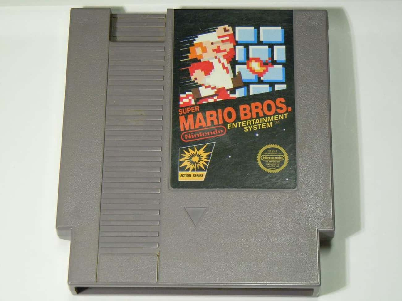 Super Mario Bros. Was Meant to Be the Last Cartridge Game EVER