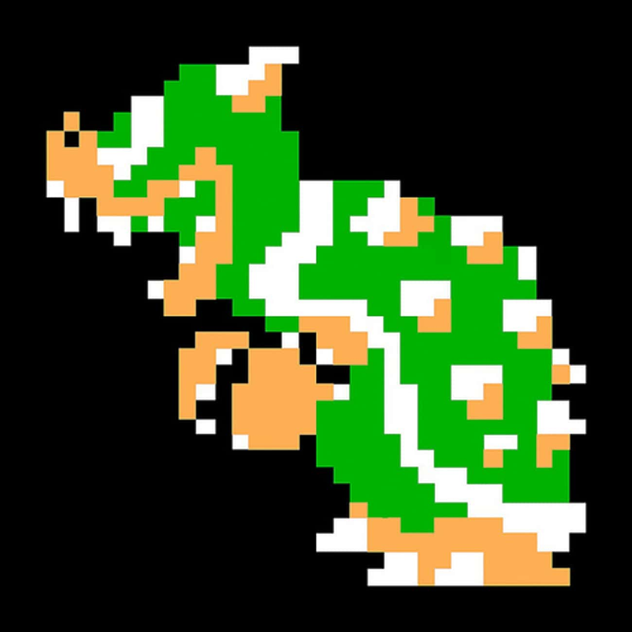 Bowser Was Originally an Ox is listed (or ranked) 4 on the list 20 Things You Never Knew About Super Mario Bros.