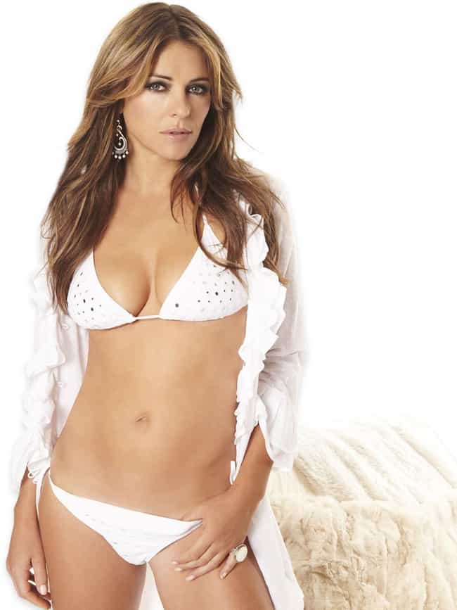 Image result for images of elizabeth hurley hot