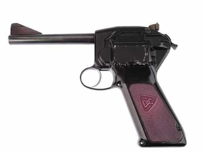 Dardick Pistol is listed (or ranked) 2 on the list The Ugliest Guns Ever Made