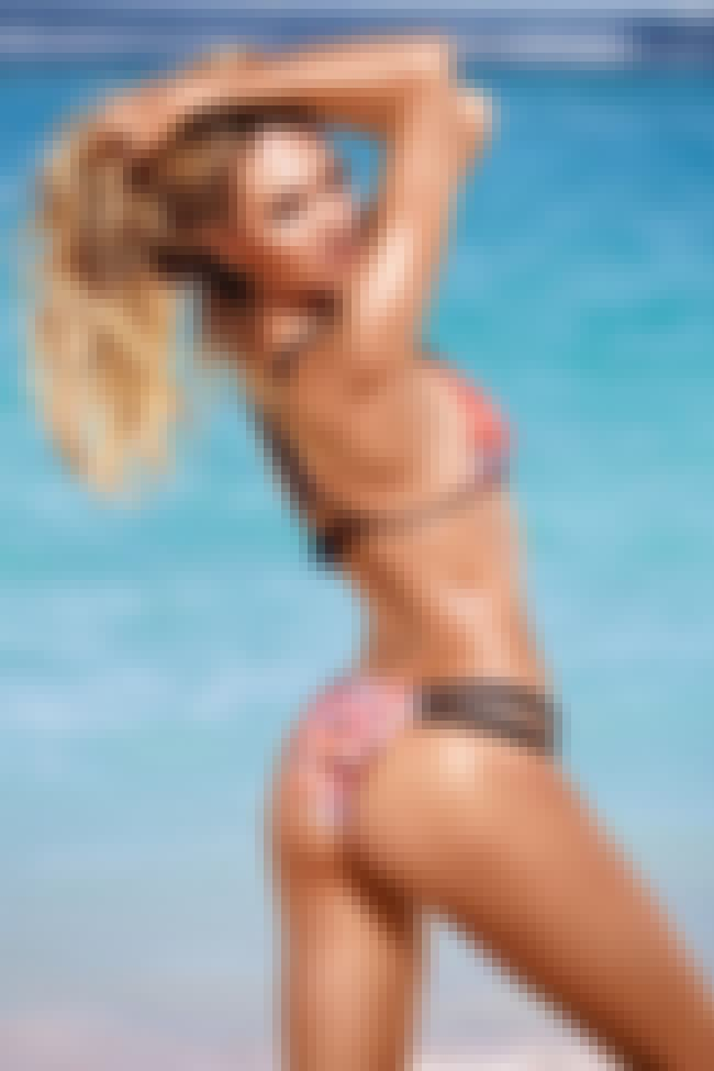 Candice Swanepoel in her strin... is listed (or ranked) 2 on the list The Hottest Pics of Candice Swanepoel's Butt