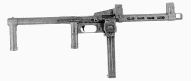 Erma EMP-44 is listed (or ranked) 4 on the list The Ugliest Guns Ever Made
