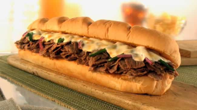 The Big Philly Cheesesteak is listed (or ranked) 1 on the list Subway Secret Menu Items