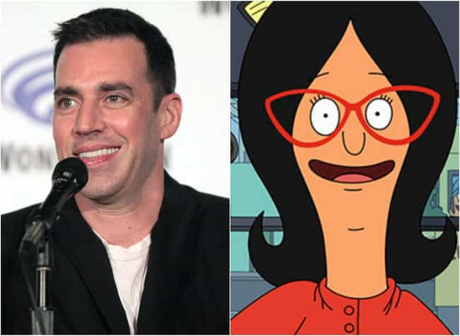 25 things you didn t know about the bob s burgers voice actors page 2