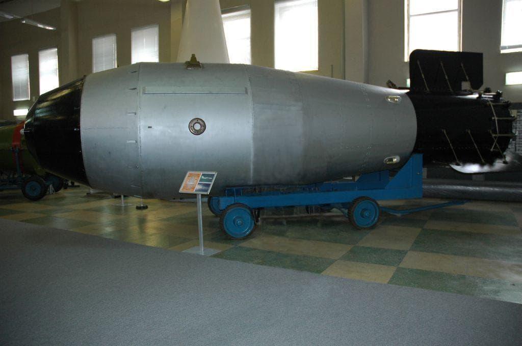 Random Unique Russian Military Inventions