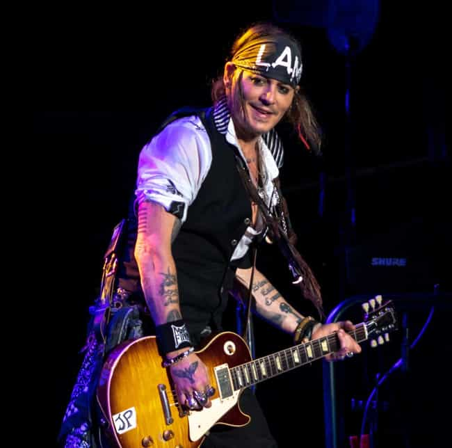 He's An Avid Musician is listed (or ranked) 4 on the list Fun Facts You Didn't Know About Johnny Depp