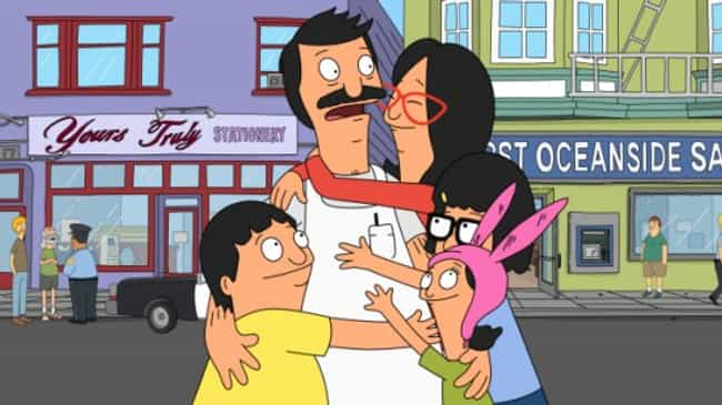 Bob's Burgers Voice Acto... is listed (or ranked) 3 on the list 20 Fun Facts About the Voices of Bob's Burgers