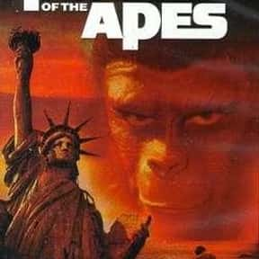 The Planet of the Apes is listed (or ranked) 10 on the list The Best Fictional Dystopias to Live In