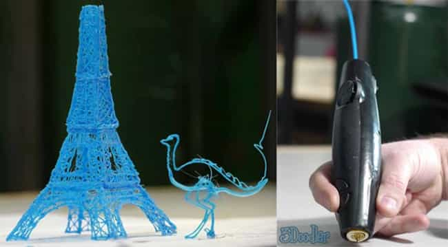 3Doodler 3D Printing Pen... is listed (or ranked) 1 on the list Cool Toys That Will Make You Wish You Were a Kid Again