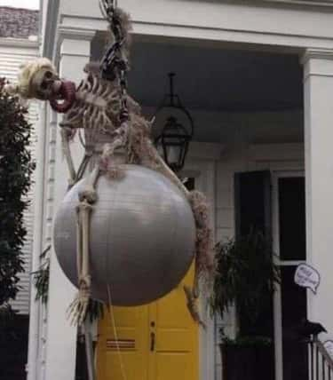 Halloween Came In Like A Wrecking Ball