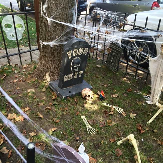 Our Next What?! is listed (or ranked) 4 on the list The Worst Halloween Decorations in America
