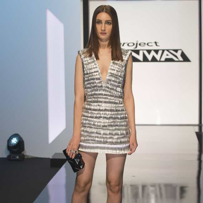 Haute Tech Couture is listed (or ranked) 4 on the list The Best Project Runway Unconventional Materials Episodes
