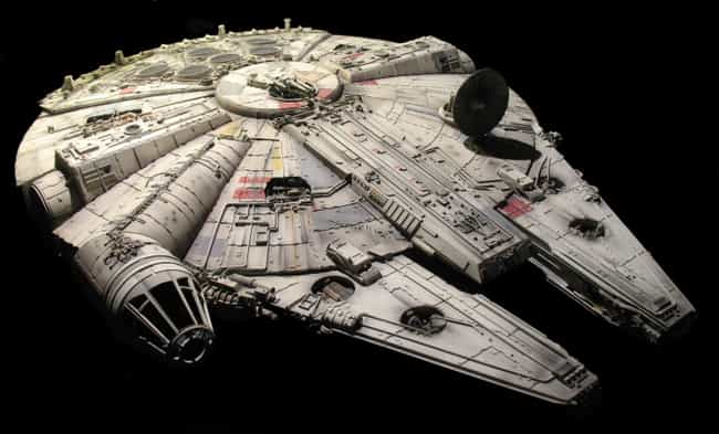 Millennium Falcon is listed (or ranked) 1 on the list Star Wars Ships You'd Most Like to Take for a Spin