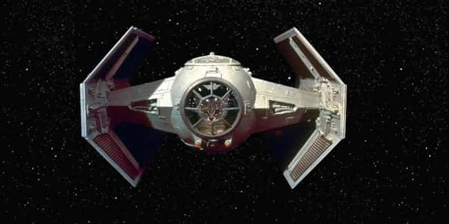 Darth Vader's Tie Fighte... is listed (or ranked) 4 on the list Star Wars Ships You'd Most Like to Take for a Spin