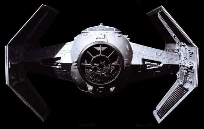 Darth Vader's Tie Fighter is listed (or ranked) 4 on the list Star Wars Ships You'd Most Like to Take for a Spin