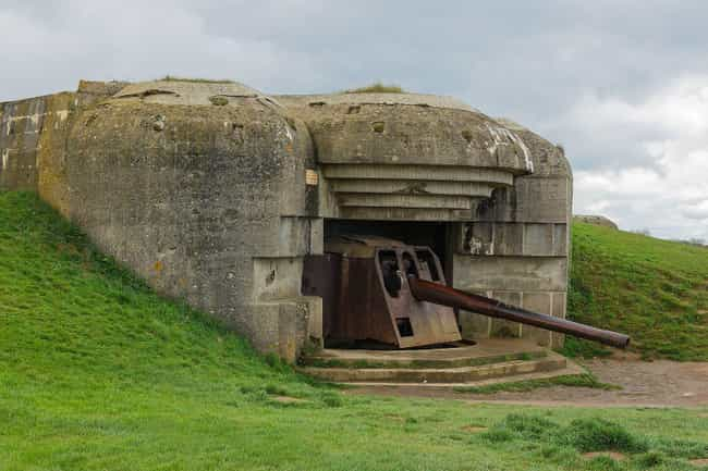 Hitler's Atlantic Wall -... is listed (or ranked) 2 on the list The Biggest Military Wastes of Money