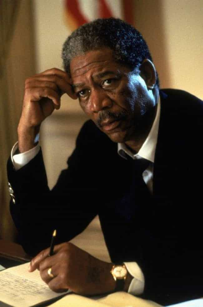 Morgan Freeman Trademarked His... is listed (or ranked) 2 on the list 27 Fun Facts You Didn't Know About Morgan Freeman
