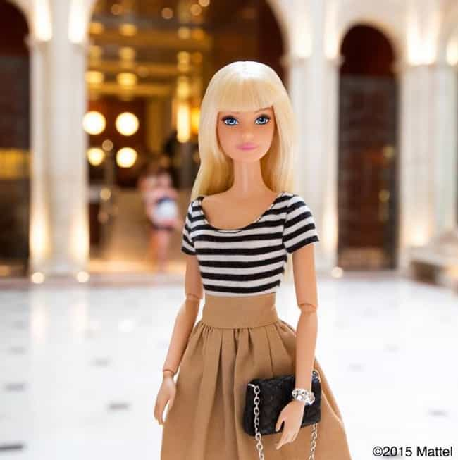 Sweet and Simple Neutral Color... is listed (or ranked) 3 on the list Barbie's Best Instagram Outfits