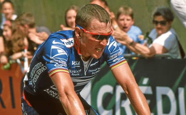 Lance Armstrong Uses Illegal S... is listed (or ranked) 3 on the list The Most Infamous Professional Sports Cheating Scandals