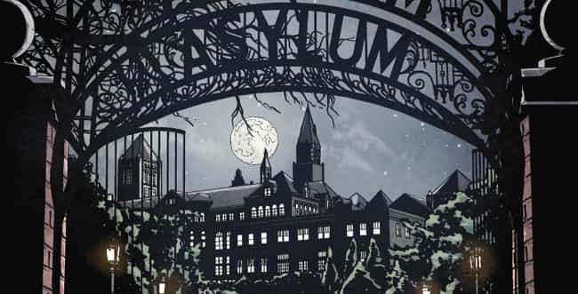 Arkham Asylum is listed (or ranked) 2 on the list Comic Book Prisons You Wouldn't Want to Be Locked Up In