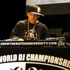 DJ Q-Bert is listed (or ranked) 1 on the list The Best Turntablists