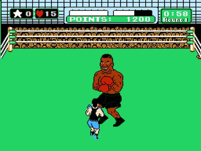 Mike Tyson is listed (or ranked) 1 on the list The Cheapest, Most Unbeatable Video Game Characters Ever