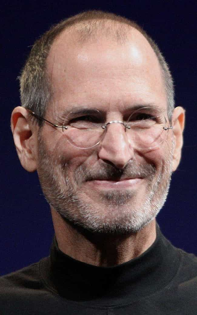 Steve Jobs Credited His ... is listed (or ranked) 4 on the list Impressive Discoveries Made by People on Drugs