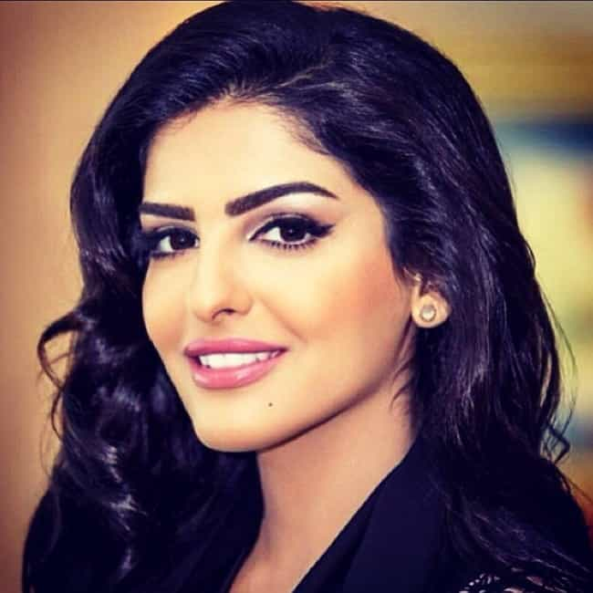 Princess Ameerah Al Tawe... is listed (or ranked) 3 on the list The Hottest Muslim Women Under 40