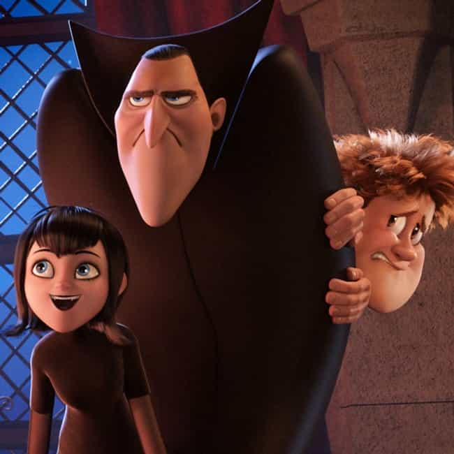 We've Been Talking About... is listed (or ranked) 1 on the list Hotel Transylvania 2 Movie Quotes