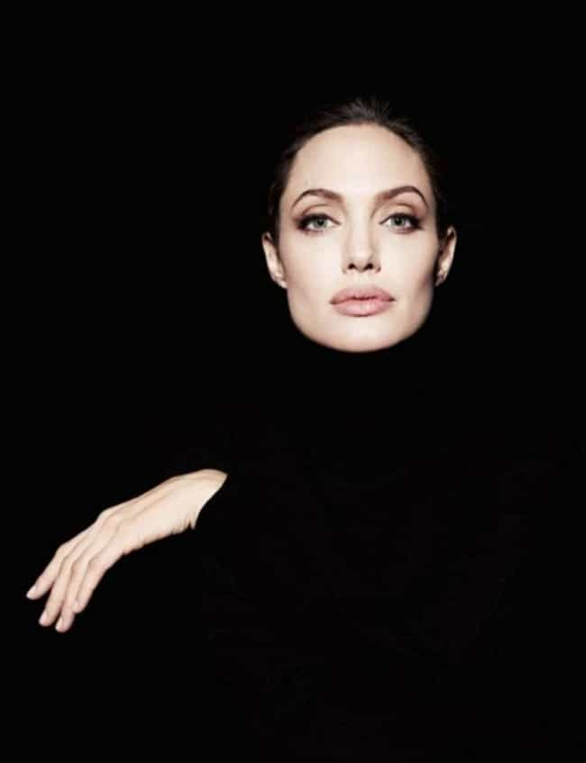 She Wanted to Become a Funeral... is listed (or ranked) 2 on the list Fun Facts You Didn't Know About Angelina Jolie
