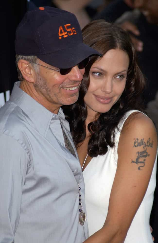 Her Wedding to Billy Bob Thorn... is listed (or ranked) 1 on the list Fun Facts You Didn't Know About Angelina Jolie