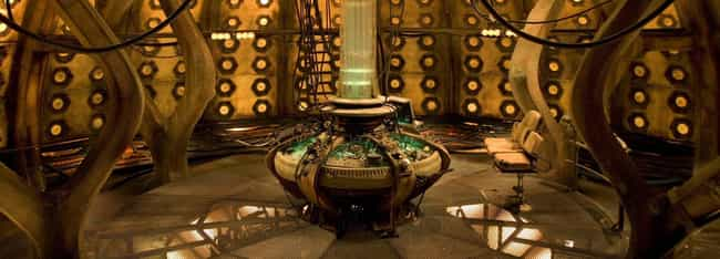 Series One is listed (or ranked) 3 on the list The Best TARDIS Interior Designs on Doctor Who