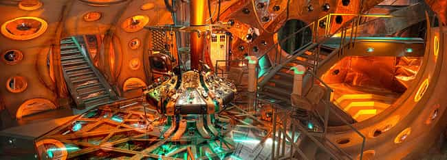 Series Five is listed (or ranked) 1 on the list The Best TARDIS Interior Designs on Doctor Who