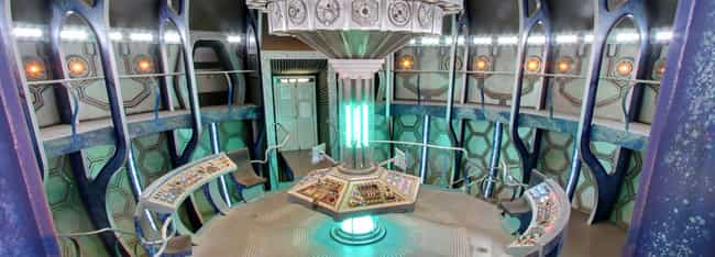 Tardis Interior Rankings Doctor Who Tardises Ranked Best To Worst