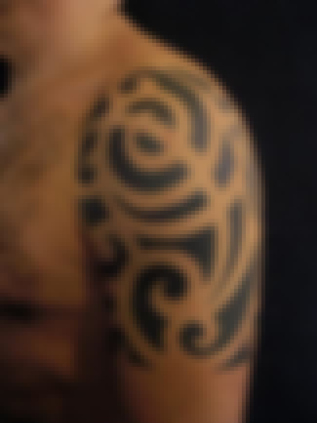 Tribal is listed (or ranked) 1 on the list The Worst Tattoo Trends Ever