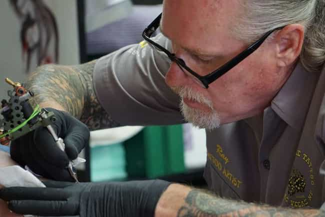 Barbed Wire Bands is listed (or ranked) 4 on the list The Worst Tattoo Trends Ever